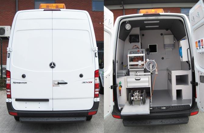 CCTV Survey Equipment